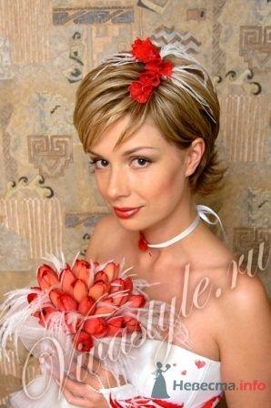 Фото 20840 в коллекции Свадебный - Невеста01