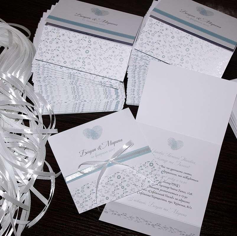 Для Богдана и Марины! - фото 13254474 Пригласительные от Style wedding