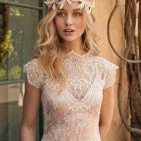 Свадебное платье Ange из коллекции Rembo Styling
