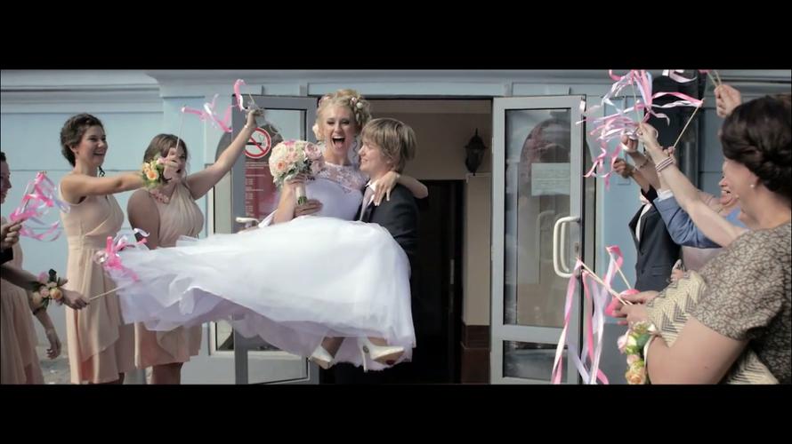 Дима и Алиса | Wedding highlights - фото 3261829 ArtVi Видеосъемка