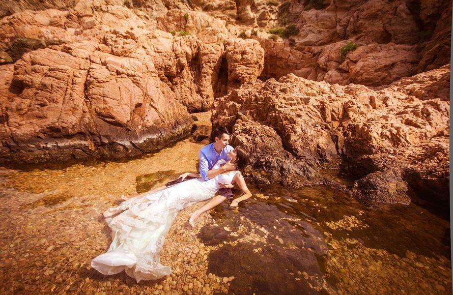 """Свадьба на море - фото 5958982 Агентство """"Счастливы в Испании"""""""