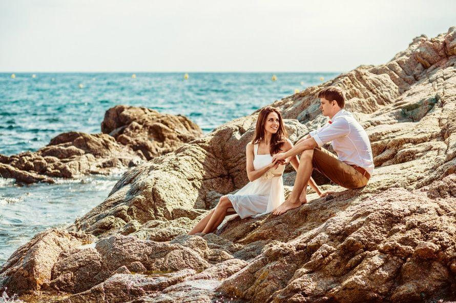 """Свадьба на море - фото 5959002 Агентство """"Счастливы в Испании"""""""