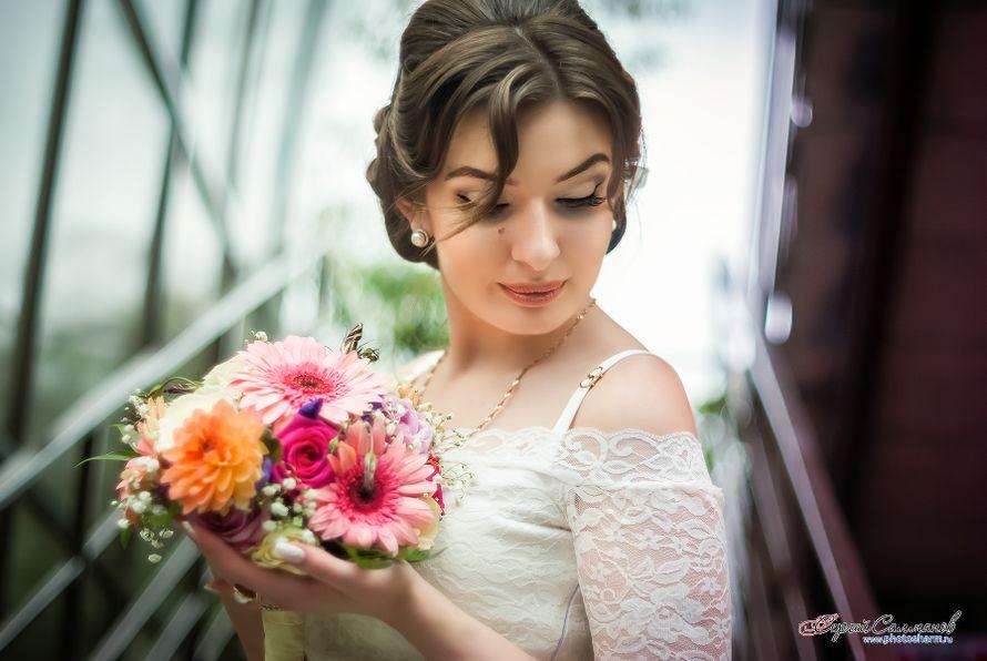 Фото 3312051 в коллекции Свадебный альбом - Фотограф Сергей Салманов