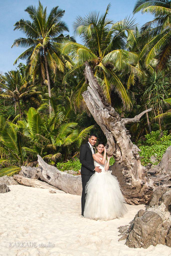 Французская Свадьба Софи и Энтони на Пляже - фото 3302303 Видеостудия Karkade studio