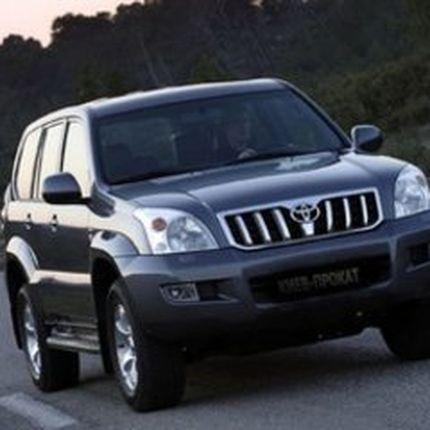Аренда Toyota Land Cruser Prado