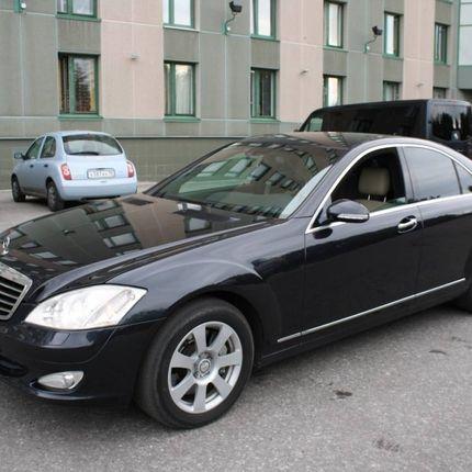 Аренда Mercedes S W221 L