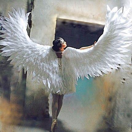Аренда крыльев для фотосессии