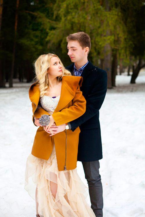 зимняя свадьба лаванда