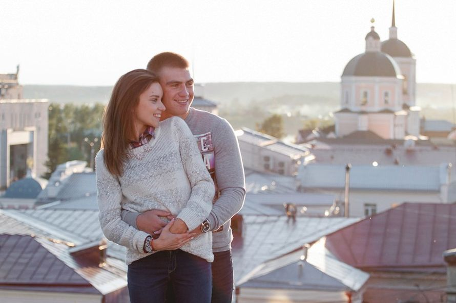 История любви Анны и Владимира. Фотограф: Максим Бейков. - фото 11136742 Фотограф Максим Бейков