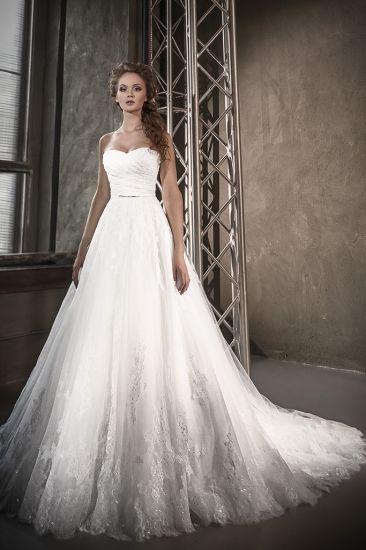 Фото 3383819 в коллекции Свадебная и вечерняя - Свадебный салон Regina