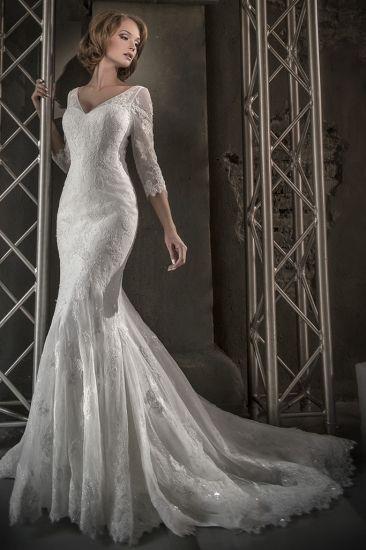 Фото 3383821 в коллекции Свадебная и вечерняя - Свадебный салон Regina