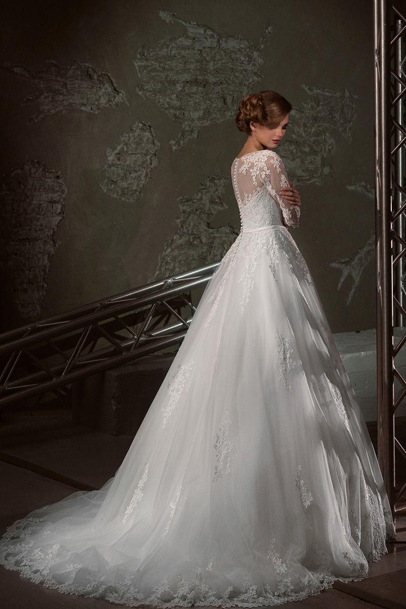 Фото 3383855 в коллекции Свадебная и вечерняя - Свадебный салон Regina