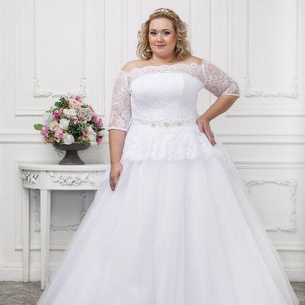 Свадебное платье  А-0017