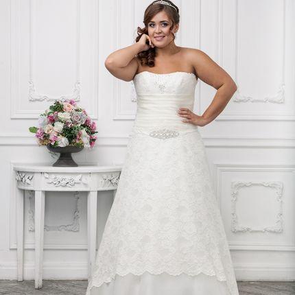 Свадебное платье А-0013
