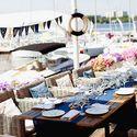 Свадьба в морском стиле. Фото Анна Делуна