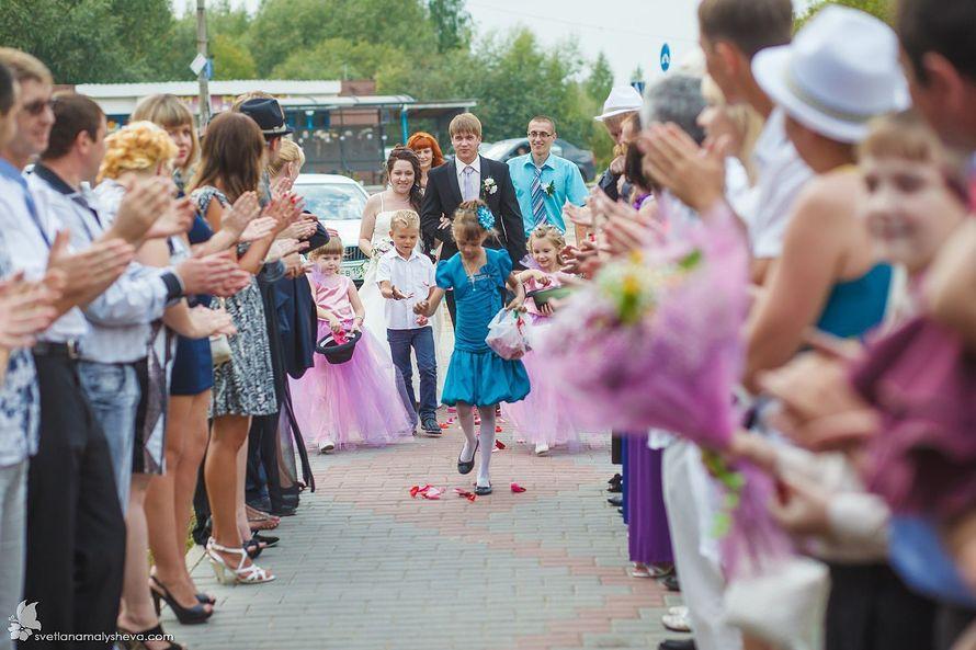 Фото 3409313 в коллекции Свадьба Надюши и Толика - Ведущая - Катрин Кузнецова