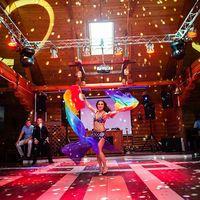 Излюбленные восточные танцы, город Бор, ресторан Адмирал, ведущая Катрин Кузнецова