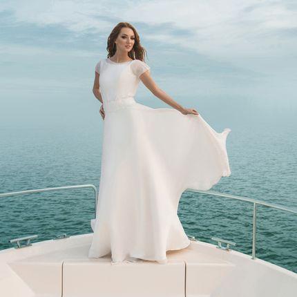 Свадебное платье Ланвин