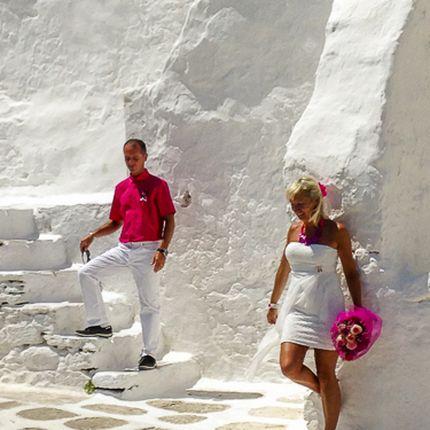 Свадьба на полуострове Пелопоннес + проживание на виллах 6 дней
