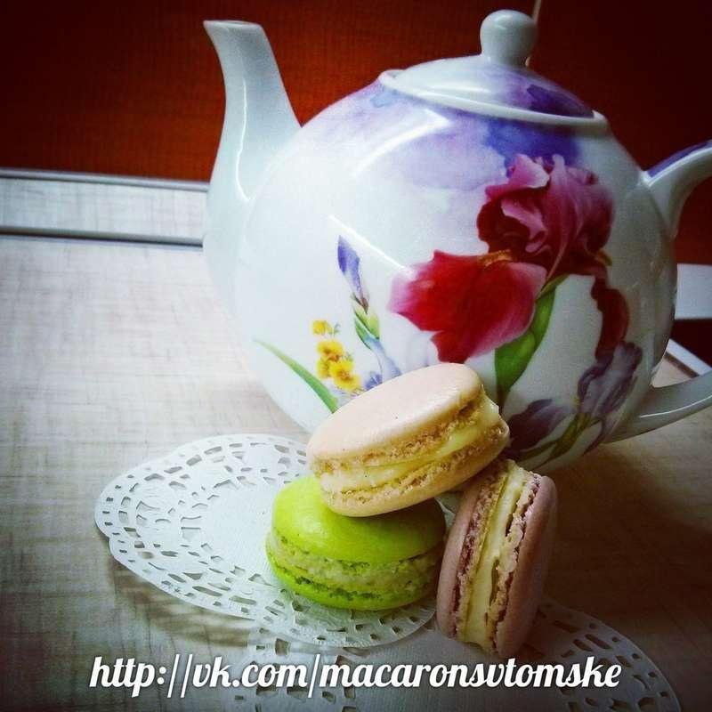 Фото 3445777 в коллекции Мои фотографии - Amaretti- macarons на свадьбу