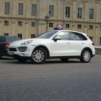 Аренда белоснежного Porsche Cayenne