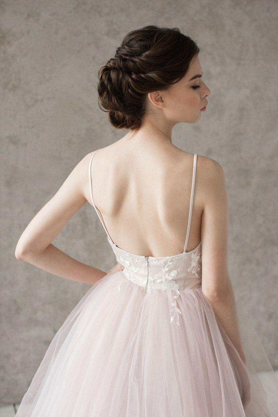 Свадебное платье «Габриэлла» Цена: 44 900 ₽ - фото 16449210 Piondress - свадебная мастерская платьев