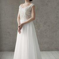 Больше фото:   Свадебное платье «Нина» Цена: 32 900 ₽  Возможные цвета: - молочный  При отсутствии в наличии нужного размера это платье может быть выполнено в размерах 40, 42, 44, 46, 48, а так же по индивидуальным меркам невесты.  Запись на примерку: Пет