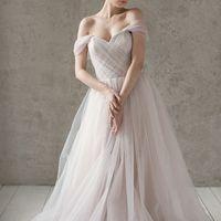 Больше фото:   Свадебное платье «Мистик» Цена: 38 900 ₽  Возможные цвета: - белый - молочный - нежно-розовый - жемчужно-кофейный - припыленно-сиреневый - припыленно-серый  При отсутствии в наличии нужного размера это платье может быть выполнено в размерах