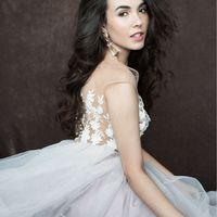 Больше фото:   Свадебное платье «Августа» Цена: 40 900 ₽  Возможные цвета: - молочный - нежно-розовый - светло-персиковый - светло-кофейный - бежевый - припыленно-сиреневый - припыленно-серый  При отсутствии в наличии нужного размера это платье может быть