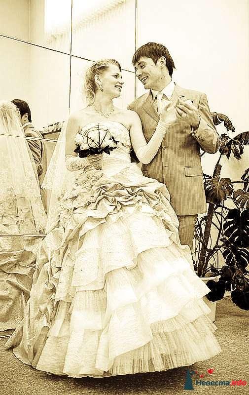 Фото 210703 в коллекции Фотографии со свадеб - Портрет-холл. Студия фотопортрета.