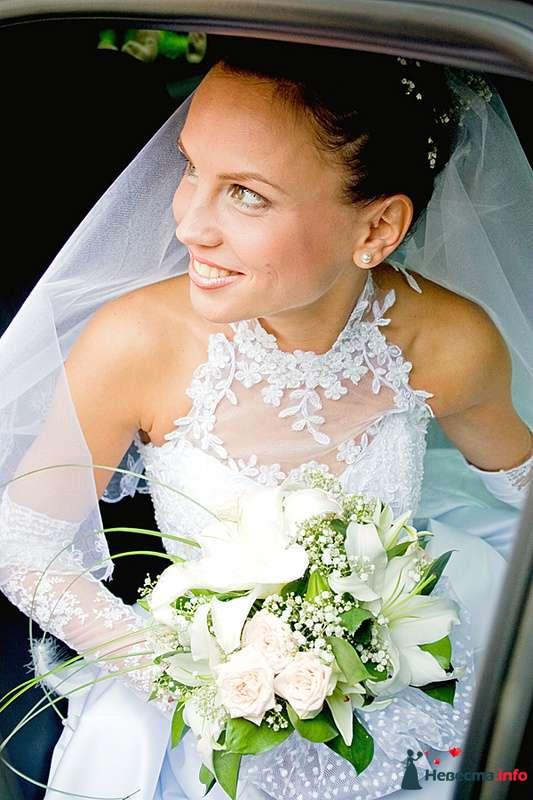 Фото 210710 в коллекции Фотографии со свадеб - Портрет-холл. Студия фотопортрета.