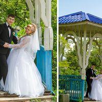 Свадебный день Юлии и Евгения