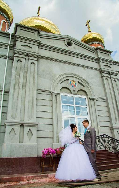 Свадебный день Антона и Анны - фото 3479223 НЮ, фотостудия Наталии Южаковой