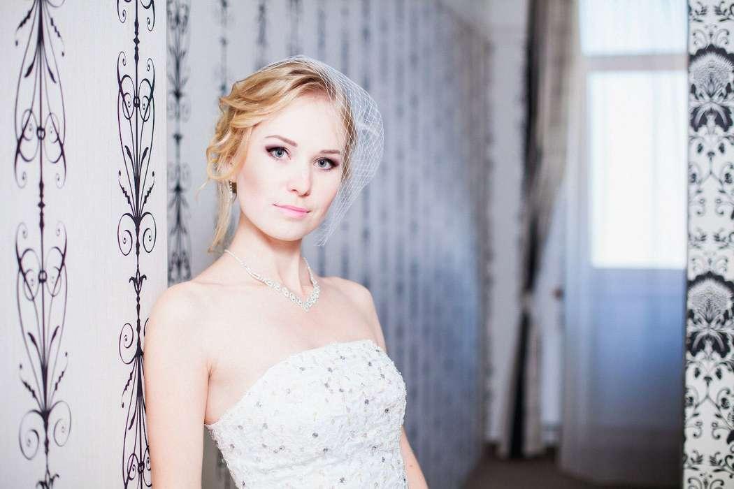 Невеста Ольга - фото 3488621 Стилист Дарья Мельникова