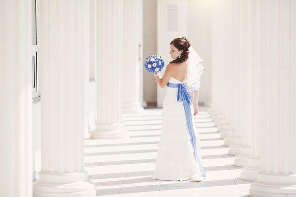 Невеста Марина - фото 3488623 Стилист-визажист Дарья Ковалева