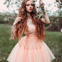 Нежное воздушное платье продается, размер 42-44, цена 14000 руб.