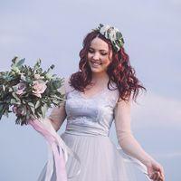 Свадебное платье для Влады, ориентировочная стоимость подобного 27000 руб (работа+материалы)