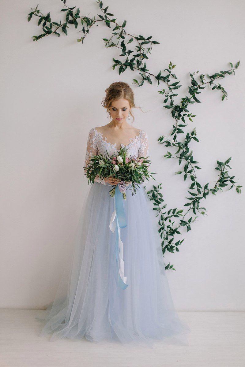 Свадебное платье в наличии! Идеально под параметры: грудь 88-92, талия до 69 см, рост от 165, цена 26000 руб. - фото 16262480 Kosmi bridal - свадебные платья