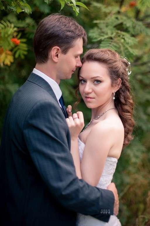 Елена и Сергей - фото 3526299 Свадебный стилист- визажист Макарова Алёна