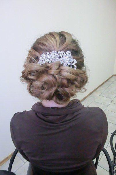 Репетиция свадебного образа - фото 3526343 Свадебный стилист- визажист Макарова Алёна
