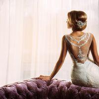 ♡ Екатерина ♡  Фото: ФотоКухня Образ: Anuta Ivanova Платье и аксессуары: Свадебный салон BELLISSIMO