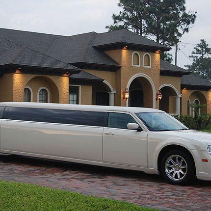 Лимузины и свадебные автомобили