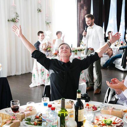 Проведение свадьбы, 5-7 часов