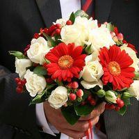 Свадьба цвета фиалки