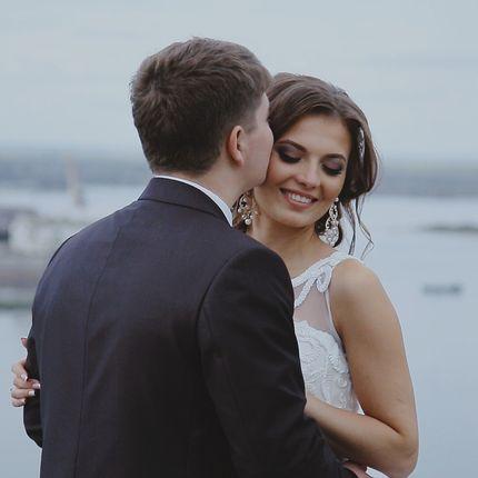 Видеосъёмка свадебного банкета + регистрации в ЗАГС