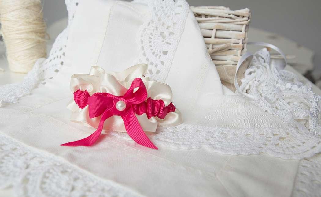 Подвязка невесты - фото 4956753 Творческая мастерская DekoLu - оформление