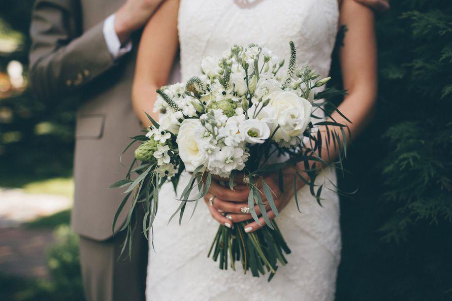 букет невесты - фото 12274750 Творческая мастерская DekoLu - оформление