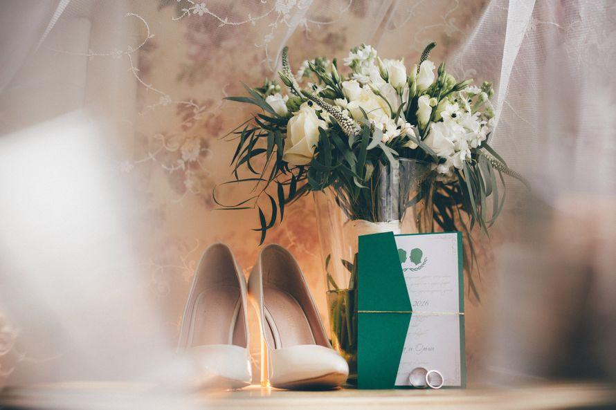 зеленая свадьба - фото 12274762 Творческая мастерская DekoLu - оформление