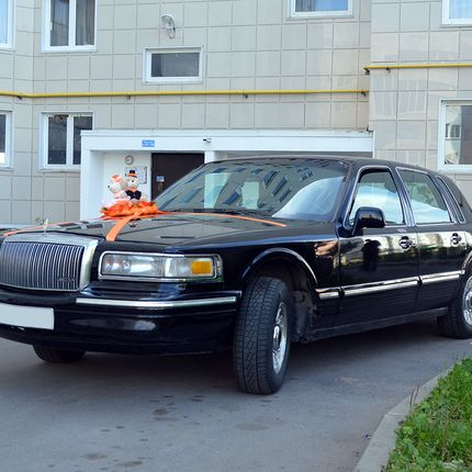 Аренда Lincoln Town Car