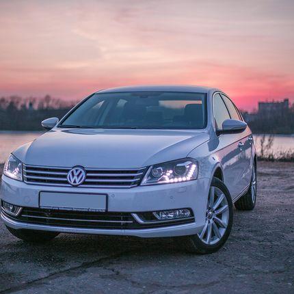 Аренда Volkswagen Passat